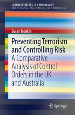 Donkin, Susan - Preventing Terrorism and Controlling Risk, ebook