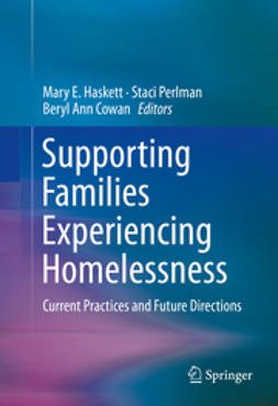Haskett, Mary E. - Supporting Families Experiencing Homelessness, e-bok