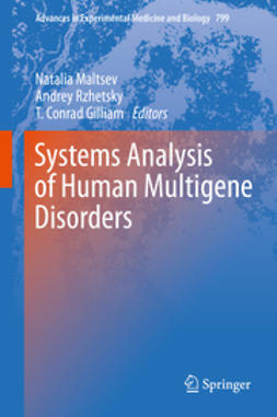 Maltsev, Natalia - Systems Analysis of Human Multigene Disorders, ebook