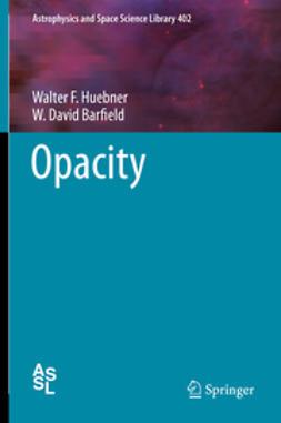 Huebner, Walter F. - Opacity, ebook