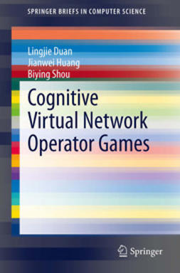 Duan, Lingjie - Cognitive Virtual Network Operator Games, ebook