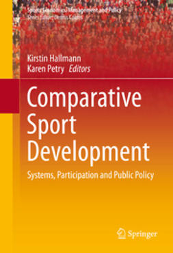 Hallmann, Kirstin - Comparative Sport Development, ebook