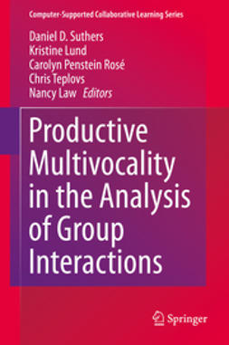 Suthers, Daniel D. - Productive Multivocality in the Analysis of Group Interactions, ebook
