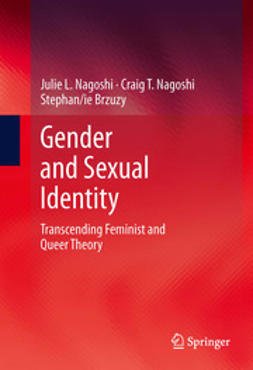 Nagoshi, Julie L. - Gender and Sexual Identity, e-bok