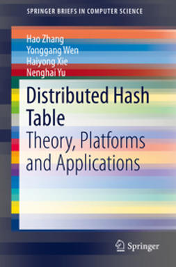 Zhang, Hao - Distributed Hash Table, ebook