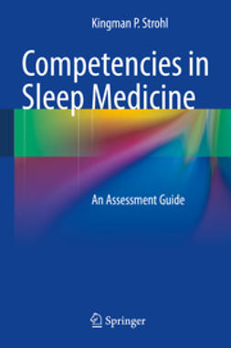 Strohl, Kingman P. - Competencies in Sleep Medicine, ebook