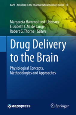Hammarlund-Udenaes, Margareta - Drug Delivery to the Brain, ebook