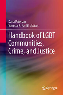 Peterson, Dana - Handbook of LGBT Communities, Crime, and Justice, e-bok
