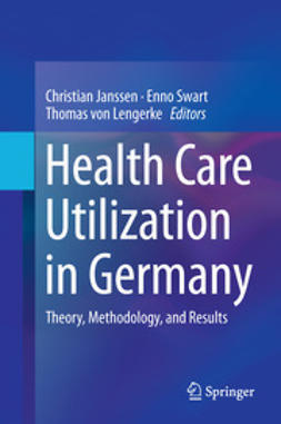 Janssen, Christian - Health Care Utilization in Germany, ebook