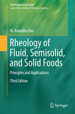 Rao, M. Anandha - Rheology of Fluid, Semisolid, and Solid Foods, ebook