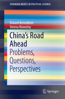 Benedikter, Roland - China's Road Ahead, ebook