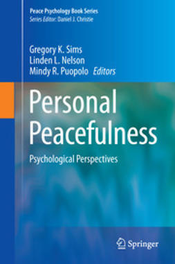 Sims, Gregory K. - Personal Peacefulness, ebook