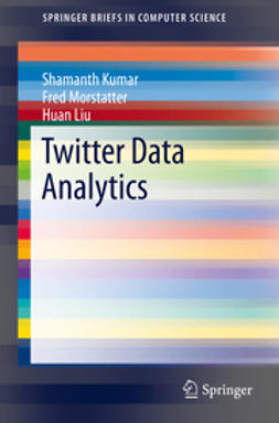 Kumar, Shamanth - Twitter Data Analytics, ebook