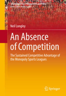 Longley, Neil - An Absence of Competition, ebook