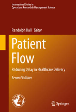 Hall, Randolph - Patient Flow, e-bok