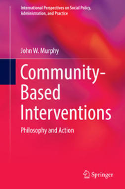 Murphy, John W. - Community-Based Interventions, ebook