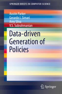 Parker, Austin - Data-driven Generation of Policies, ebook