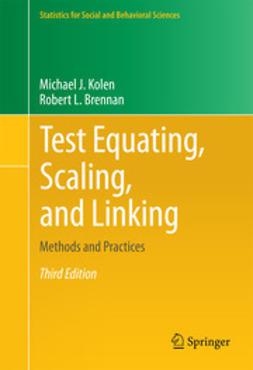 Kolen, Michael J. - Test Equating, Scaling, and Linking, ebook