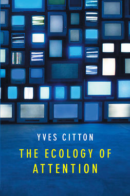 Citton, Yves - The Ecology of Attention, e-bok