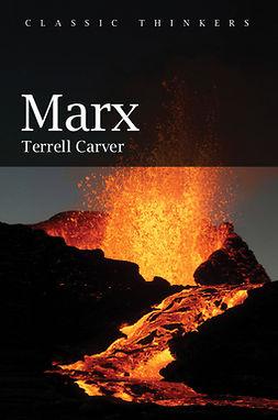 Carver, Terrell - Marx, ebook