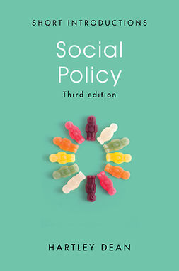 Dean, Hartley - Social Policy, e-bok