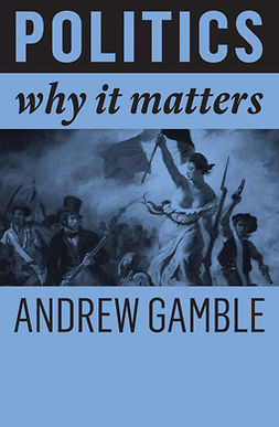 Gamble, Andrew - Politics: Why It Matters, e-kirja