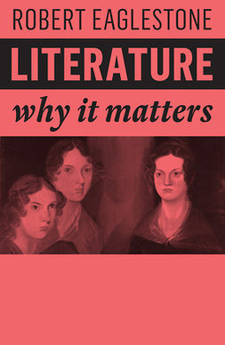 Eaglestone, Robert - Literature: Why It Matters, e-bok