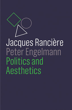 Engelmann, Peter - Politics and Aesthetics, ebook