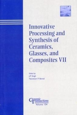 Singh, J. P. - Innovative Processing and Synthesis of Ceramics, Glasses, and Composites VII: Proceedings of the symposium held at the 105th Annual Meeting of The American Ceramic Society, April 27-30, in Nashville, Tennessee, Ceramic Transactions, ebook