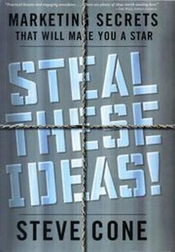 Cone, Steve - Steal These Ideas!: Marketing Secrets That Will Make You a Star, ebook
