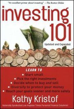Kristof, Kathy - Investing 101, ebook