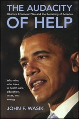 Wasik, John F. - The Audacity of Help: Obama's Stimulus Plan and the Remaking of America, ebook
