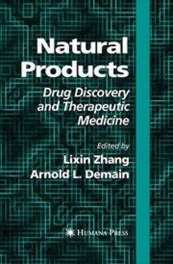 Demain, Arnold L. - Natural Products, ebook