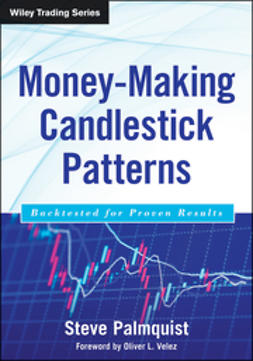 Palmquist, Steve - Money-Making Candlestick Patterns: Backtested for Proven Results, e-kirja