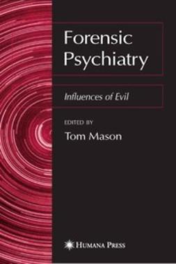 Mason, Tom - Forensic Psychiatry, ebook