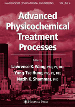 Hung, Yung-Tse - Advanced Physicochemical Treatment Processes, ebook