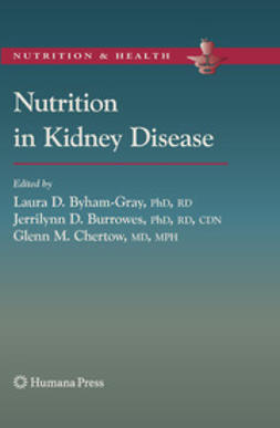 Burrowes, Jerrilynn D. - Nutrition in Kidney Disease, ebook