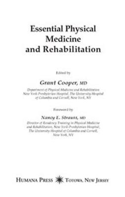 Cooper, Grant - Essential Physical Medicine and Rehabilitation, e-bok