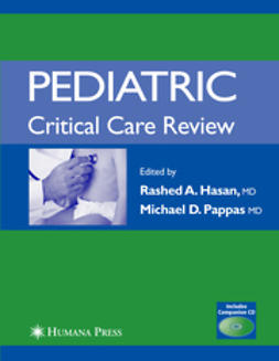 Hasan, Rashed A. - Pediatric Critical Care Review, ebook