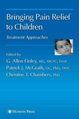 Chambers, Christine T. - Bringing Pain Relief to Children, ebook