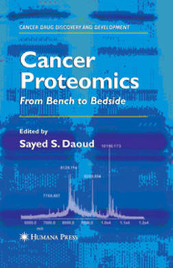 Daoud, Sayed S. - Cancer Proteomics, ebook