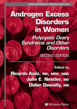 Azziz, Ricardo - Androgen Excess Disorders in Women, ebook