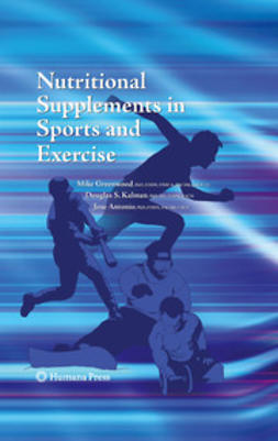 Antonio, Jose - Nutritional Supplements in Sports and Exercise, ebook