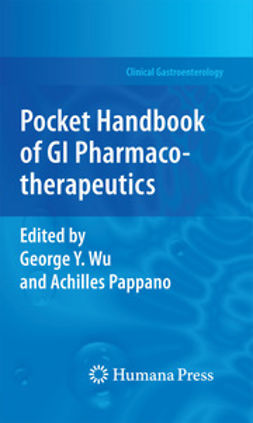 Pappano, Achilles - Pocket Handbook of GI Pharmacotherapeutics, ebook