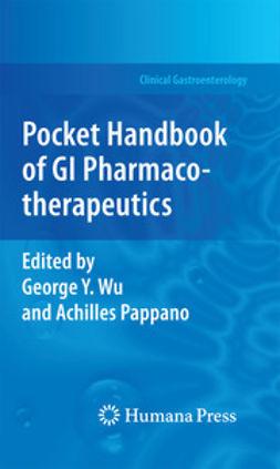 Pappano, Achilles - Pocket Handbook of GI Pharmacotherapeutics, e-bok