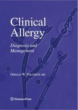 Volcheck, Gerald W. - Clinical Allergy, ebook