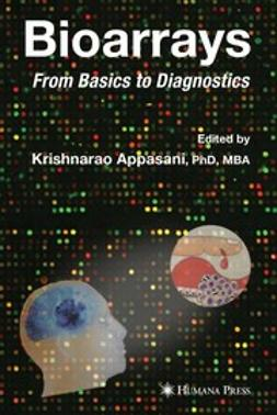 Appasani, Krishnarao - Bioarrays, ebook