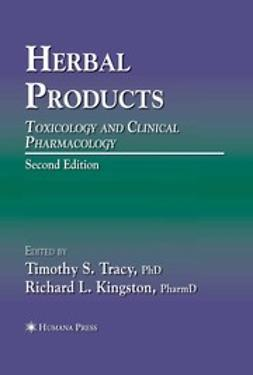 Kingston, Richard L. - Herbal Products, ebook