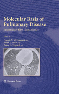 McCormack, Francis X. - Molecular Basis of Pulmonary Disease, ebook