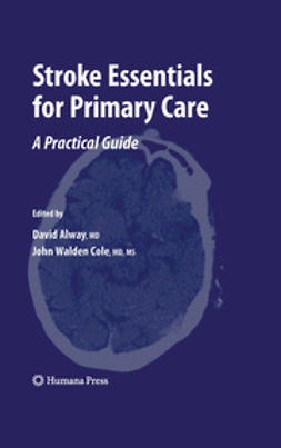 Cole, John Walden - Stroke Essentials for Primary Care, ebook